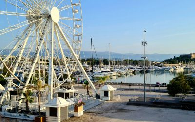 23m x 6m berth for sale on the Mole Sud, Port Vauban