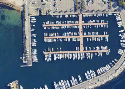 33.99m x 8m Berth – Port Gallice